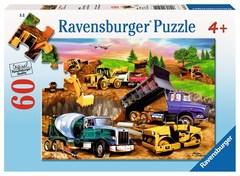 Puzzle Construction Crowd 60 pcs