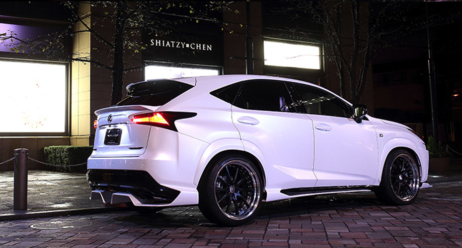 Обвес Artisan Spirits для Lexus NX200t/NX300h Копия