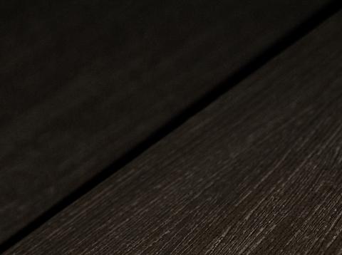 Террасная доска SW Salix (S) - радиальный распил. Цвет темно-коричневый.