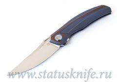 Нож Широгоров Квантум Quantum S90V Custom Division