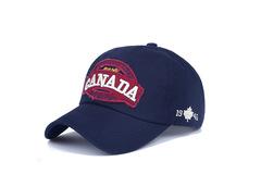 Бейсболка Canada Toronto 1945, с вышивкой (Кепка Канада Торонто) темно-синяя
