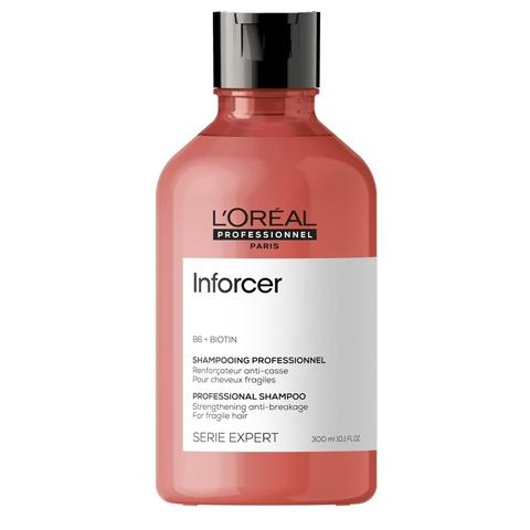 L'Oreal Professionnel Inforcer: Шампунь укрепляющий против ломкости волос (Anti-Breakage Shampoo), 300мл/750мл/1.5л