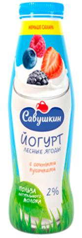 Йогурт питьевой