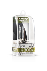 Ксеноновая лампа D1S VIPER (+80%) 4800к