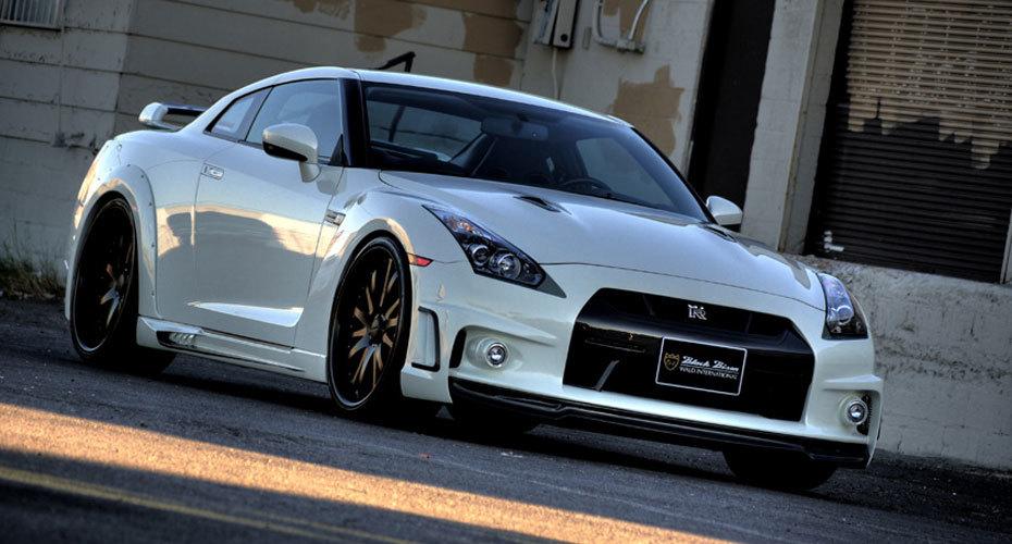 Обвес WALD Black Bison для Nissan GT-R Копия