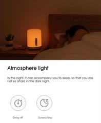 Ночник Xiaomi Bedside Lamp 2 (MJCTD02YL)