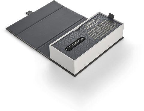 *Ручка-5й пишущий узел Parker Ingenuity 5th Deluxe Black123