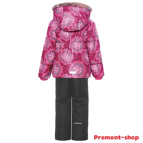 Зимний комплект Premont Астры в цвету WP91259 PINK