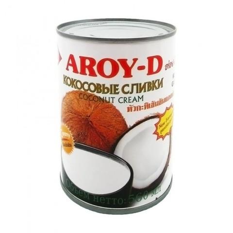 Кокосовые сливки 20-22% 560мл AROY-D