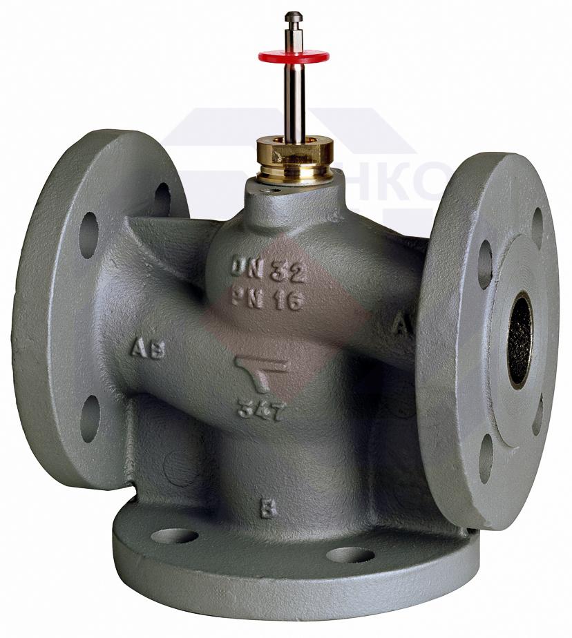 Клапан регулирующий трехходовой IMI CV316 GG DN 15