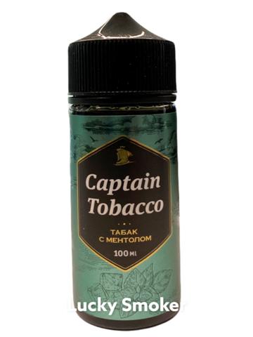 Жидкость Captain Tobacco 100 мл Табак с Ментолом