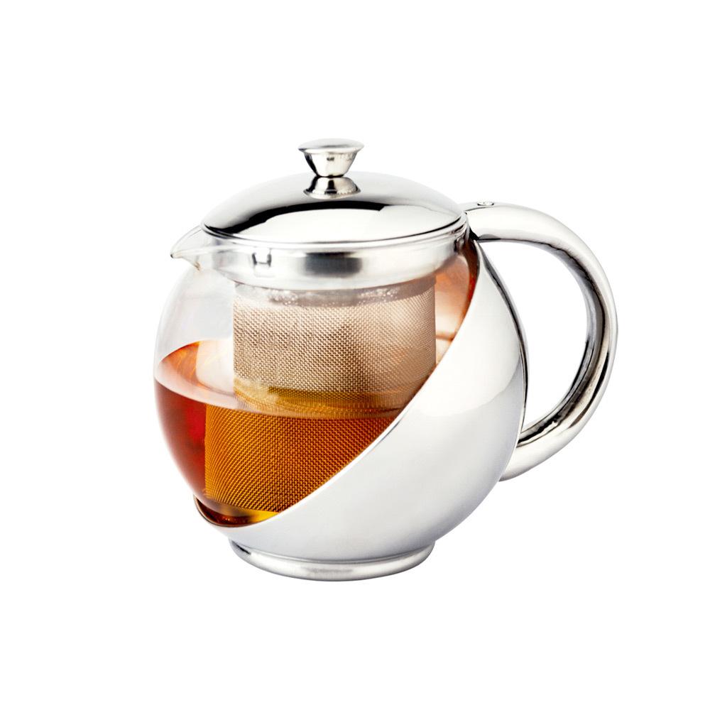 Чайник заварочный с фильтром 500 мл, артикул 14YS-8212, производитель - Hans&Gretchen