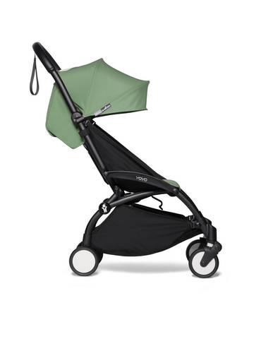 Прогулочная коляска Babyzen  Yoyo 2 Black frame Peppermint