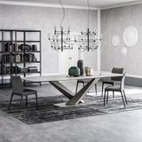 Обеденный стол Stratos Keramik, Италия