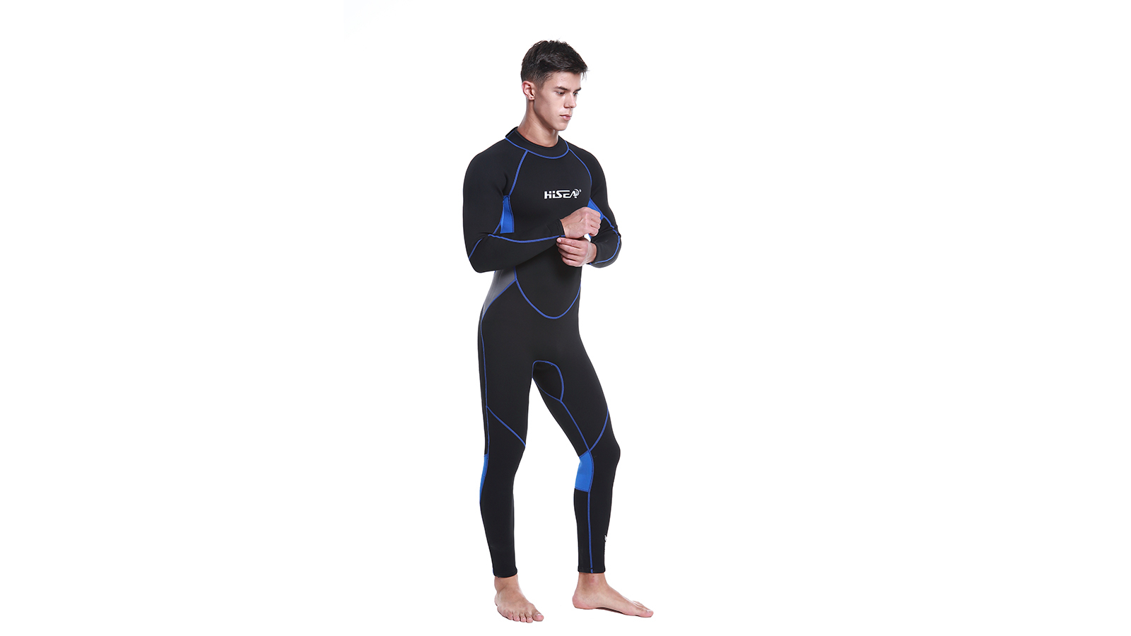 анатомический крой мужского гидрокостюма