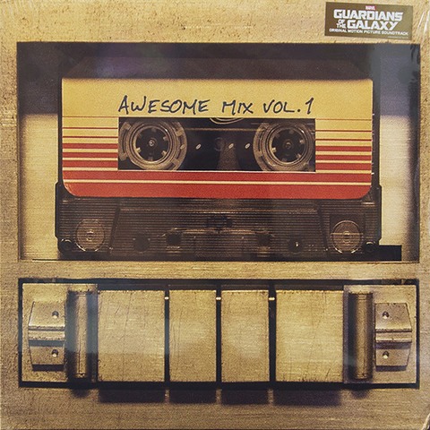 OST – Guardians Of The Galaxy Vol. 1: Awesome Mix