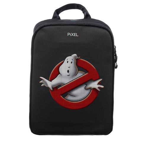 Рюкзак с LED-дисплеем PIXEL PLUS - BLACK MOON (черный)