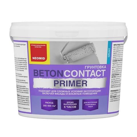 Neomid грунтовка Beton Contact Primer