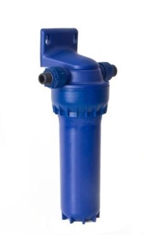 Корпус предфильтра Аквафор для холодной воды (синий) + картридж, арт. а2775
