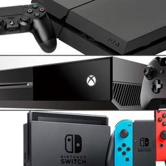 Профилактика консолей Sony PS, Xbox, Nintendo