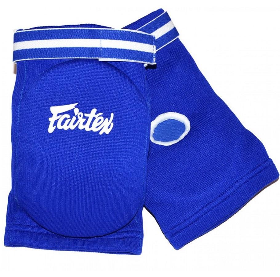 Налокотники Налокотники Fairtex Elastic Elbow Pads EBE1 Blue 1.jpg