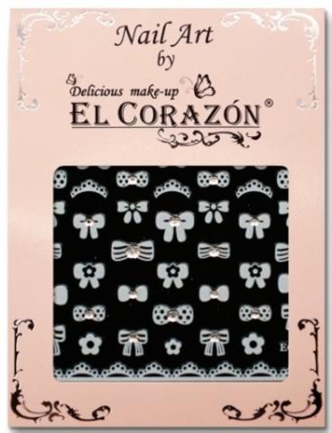 El Corazon Наклейки самоклеящиеся  EC white  ассортимент
