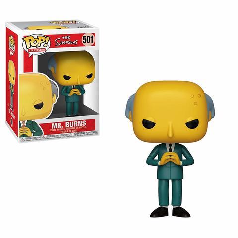 Фигурка Funko POP! Vinyl: Simpsons S2: Mr Burns 33883