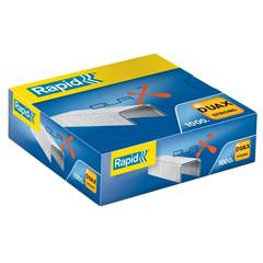 Скобы для степлера Rapid DUAX (до 170 лист) 1000 шт.в карт.уп