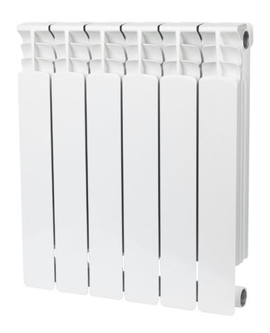 Stout Space 500, 6 секций - радиатор биметаллический (SRB-0310-050006)