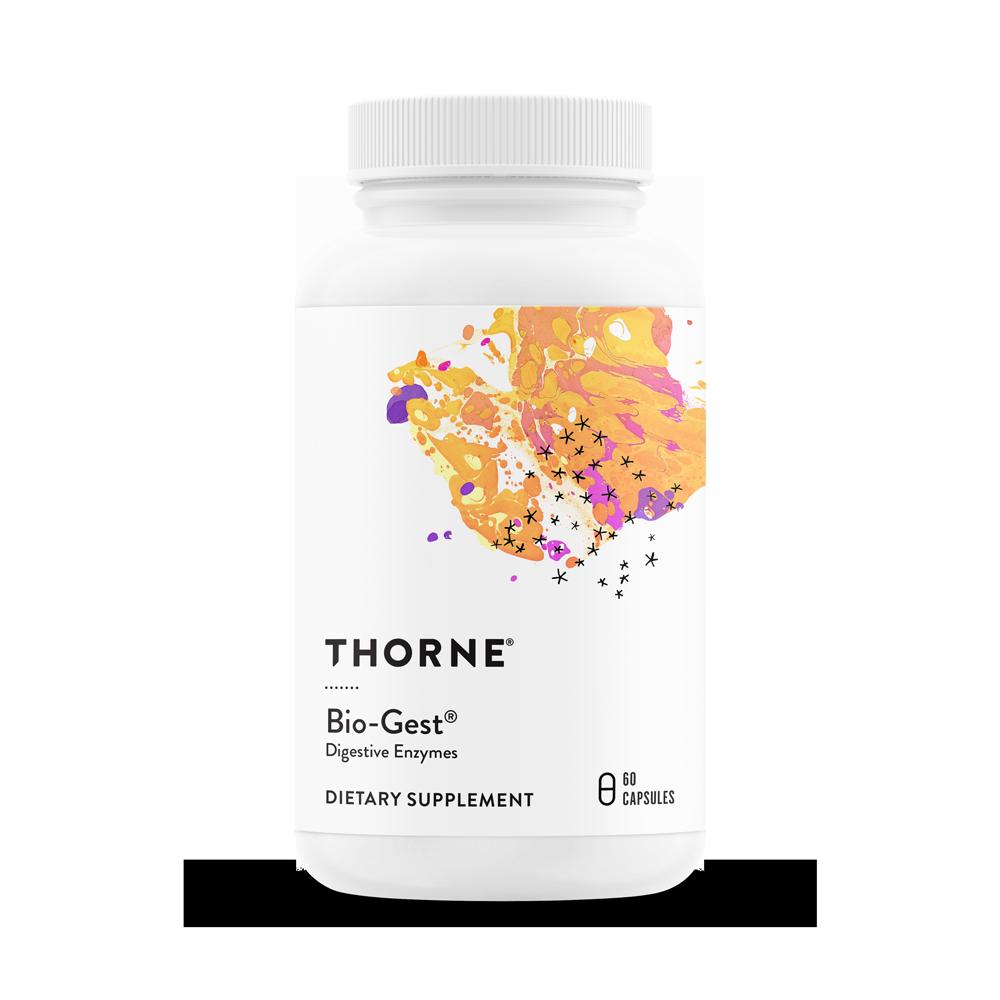 Комплекс Bio-Gest (60's), Thorne Research, (60 капсул)