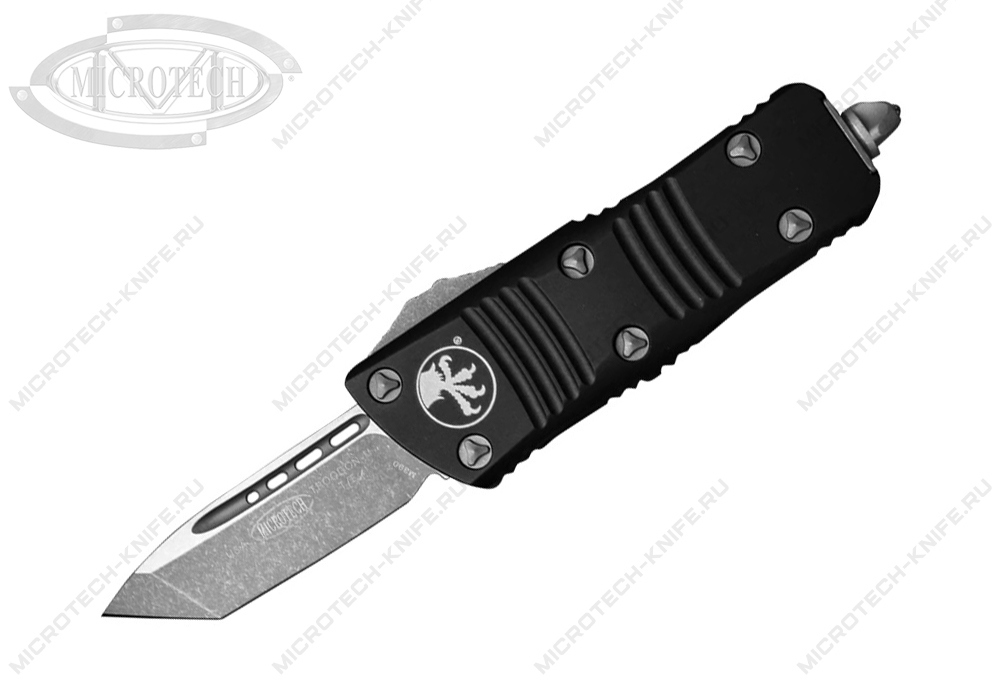 Нож Microtech Mini Troodon 240-10AP - фотография