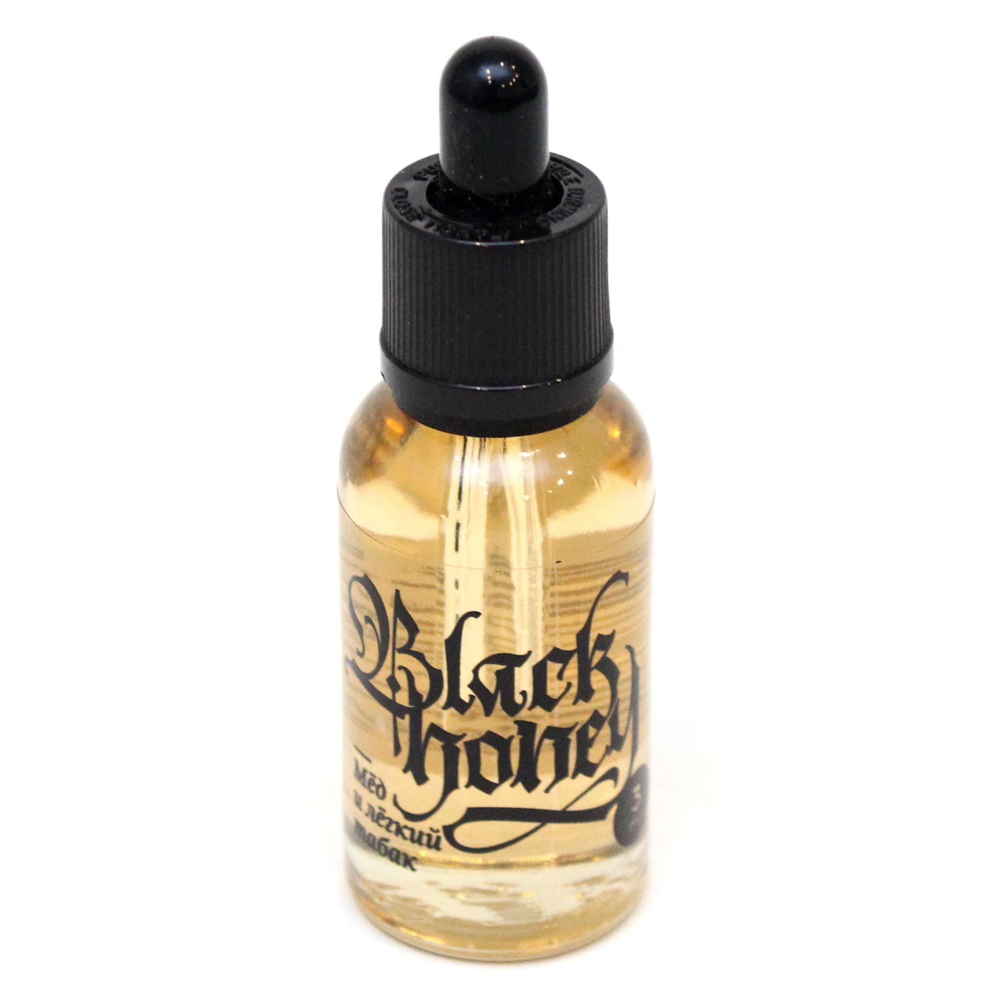 Жидкость Maxwells Black Honey Tobacco