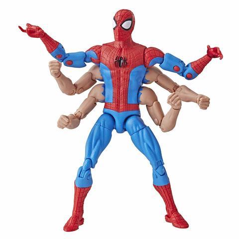 Шестирукий Человек-паук 15 см. Собери Фигурку Амбала Кингпина