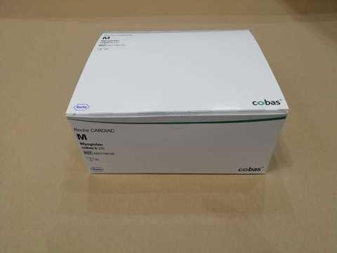 Roche CARDIAC M Myoglobin / Набор тест-полосок для определения концентрации Миоглобина, 04877799190