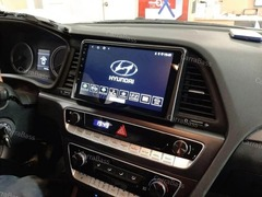 Магнитола для Hyundai Sonata (2017-2019)Android 10 4/64GB IPS DSP модель  CB2187T9