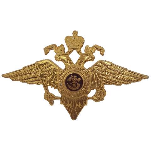 Эмблема на тулью ВС РФ большая металл.
