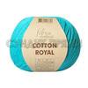 Пряжа Fibranatura Cotton Royal 18-711 (Бирюза)