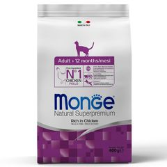 Корм для взрослых кошек Monge Cat Adult