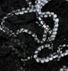 Пряжа Alize DANTELA WOOL 1490 (Черный, серый)