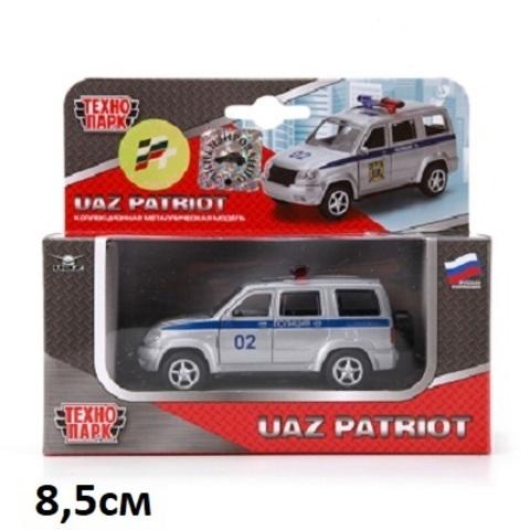Машина УАЗ Патриот Х600-Н09029-R полиция технопарк