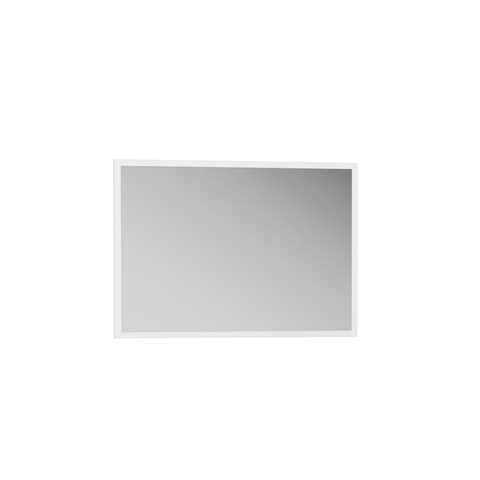 Зеркало навесное Лайт 03.240 Моби белый премиум
