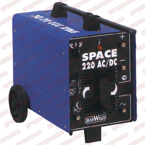 Сварочный аппарат BlueWeld Space 220 AC/DC в интернет-магазине ЯрТехника