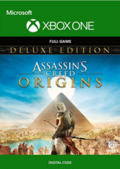 Xbox Store Россия: Assassin's Creed: Истоки (Origins). Deluxe Edition (Xbox One/Series S/X, цифровой ключ, русская версия)