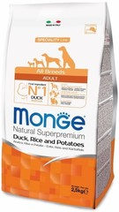 Monge Speciality Line Adult Dog All Breeds Duck, Rice&Potatoes