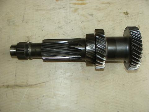 вал промежуточный УАЗ в сб. 5ст КПП АДС (MetalPart)