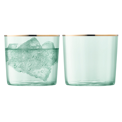 Набор из 2 стаканов Sorbet, 310 мл, зелёный, фото 1