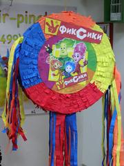 Пиньята Фиксики с днём рождения