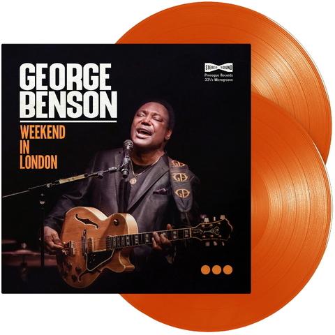 George Benson / Weekend in London (Coloured Vinyl)(2LP)