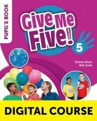 Mac Give Me Five! Level 5 DSB with Navio App an...