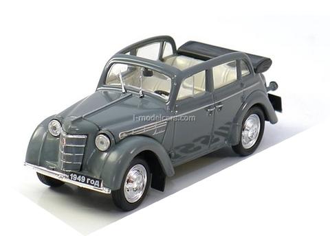 Moskvich-400-420A gray 1:43 Nash Avtoprom